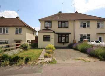 3 bed semi-detached house for sale in Leechcroft Avenue, Swanley BR8
