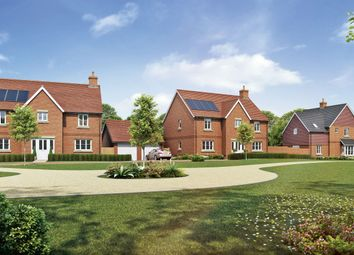 "Thumbnail 4 bed detached house for sale in ""The Fairford"" at Sandy Lane, Waltham Chase, Southampton"