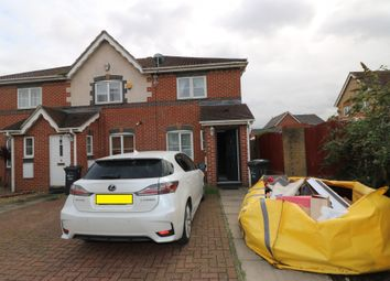 Thumbnail 3 bedroom terraced house for sale in Stern Close, Barking, Essex