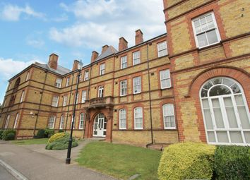 Thumbnail 2 bed flat to rent in Newsholme Drive, London