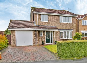 Thumbnail 3 bed detached house for sale in Brinkburn, Fatfield, Washington