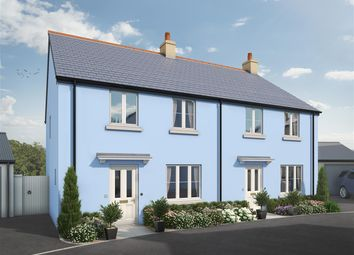 3 bed semi-detached house for sale in Newquay TR8
