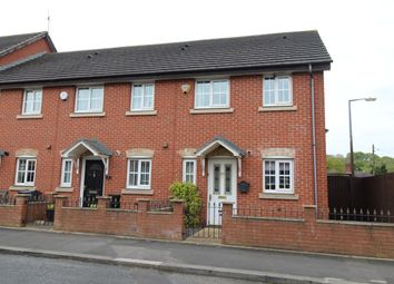 Thumbnail 2 bedroom end terrace house for sale in Sutherland Road, Cradley Heath