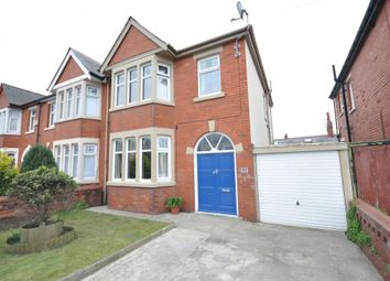 Thumbnail 3 bedroom semi-detached house for sale in Park Road, Blackpool, Lancashire