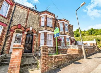 Thumbnail 3 bed terraced house for sale in Malmains Road, Dover