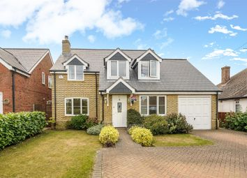 Thumbnail 5 bed detached house for sale in Pound Road, Hemingford Grey, Huntingdon