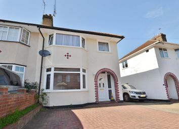 Thumbnail 4 bed semi-detached house to rent in Kings Road, London Colney, St.Albans