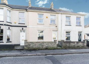 3 bed terraced house for sale in Callington Road, Saltash PL12