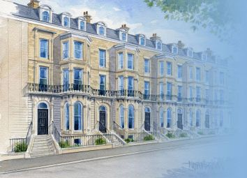 Thumbnail 1 bed flat for sale in Brooklands Apartments, 11-17 Esplanade Gardens, South Cliff, Scarborough