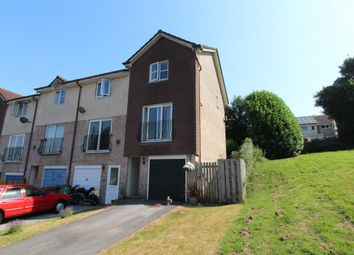 Thumbnail 2 bed end terrace house for sale in Holne Chase, Plymouth
