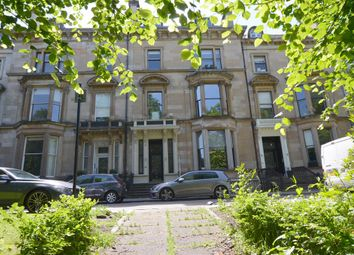 Thumbnail 3 bed flat for sale in Belhaven Terrace, Glasgow