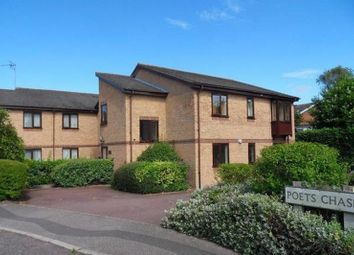 Thumbnail 2 bedroom flat to rent in Poets Chase, Aylesbury