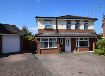 Thumbnail 5 bed detached house for sale in Utkinton Close, Oxton, Merseyside