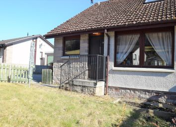 Thumbnail 2 bed flat for sale in Balnafettack Crescent, Inverness