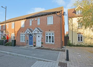 Thumbnail 2 bed end terrace house for sale in Imperial Way, Singleton, Ashford