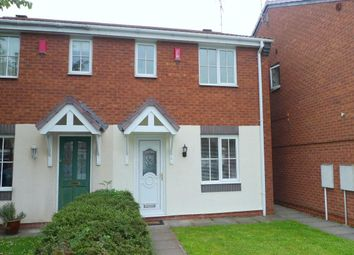 Thumbnail 3 bed semi-detached house to rent in The Crescent, Stafford