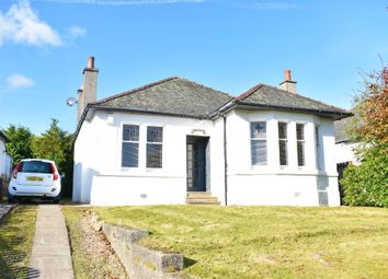 Thumbnail 2 bed detached bungalow for sale in Stamperland Gardens, Clarkston, Glasgow