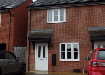 2 bed semi-detached house to rent in Milfoil Avenue, Lincoln LN1