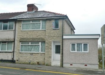 Thumbnail 2 bed end terrace house to rent in Carmarthen Road, Swansea