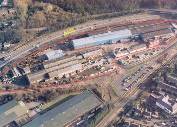 Thumbnail Industrial to let in Garth Works, Pontypridd