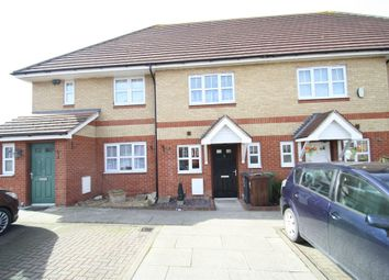 Thumbnail 2 bed terraced house to rent in Riverdale Close, Barking, Essex