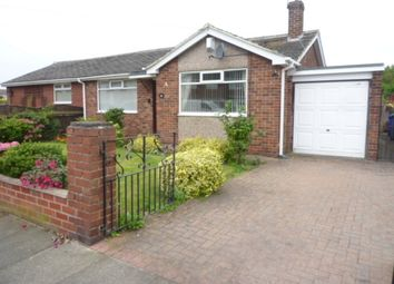 Thumbnail 2 bed semi-detached bungalow for sale in Acomb Avenue, Seaton Delaval, Whitley Bay