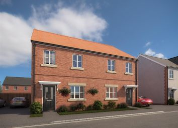 Foster Heights, Foster Weight, Bannister Road, Kettering NN15. 3 bed semi-detached house for sale
