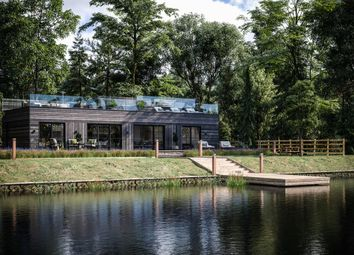 Thumbnail 4 bed lodge for sale in Winnards Perch, St. Columb