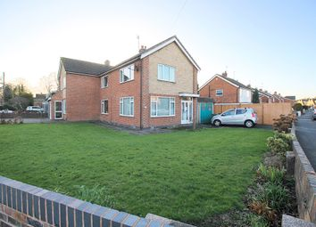 Thumbnail 3 bed property to rent in Forest Road, Loughborough