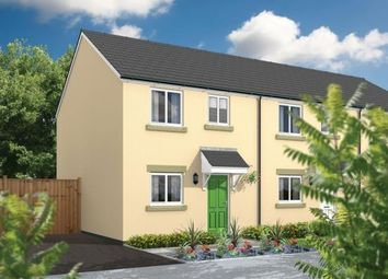 Thumbnail 3 bed semi-detached house for sale in Trenoweth Road, Swanpool, Falmouth