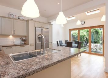 Thumbnail 4 bed semi-detached house to rent in Auckland Road, Kingston Upon Thames
