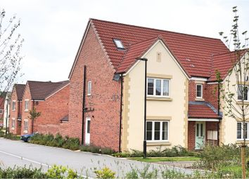 Thumbnail 4 bed semi-detached house for sale in Rowden Close, Swindon