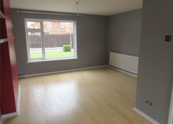 Thumbnail 3 bed town house to rent in Swallows Dale, East Goscote, Leicester, Leicestershire