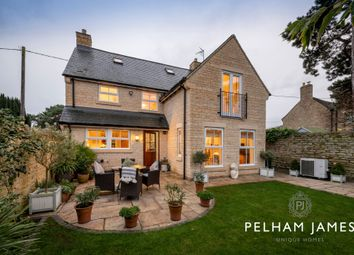Thumbnail 3 bedroom detached house for sale in Main Street, Glapthorn, Peterborough