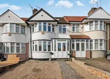 Thumbnail 4 bed terraced house to rent in Clare Road, Greenford