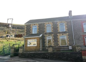 Thumbnail 3 bed semi-detached house for sale in High Street, Gilfach Goch, Porth