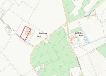 Thumbnail Land for sale in Cocknage, Longton, Stoke-On-Trent