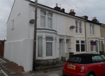 Thumbnail 5 bed property to rent in Fawcett Road, Southsea