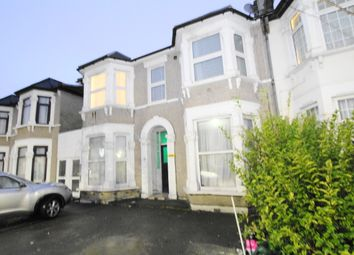 Thumbnail 3 bed flat for sale in Cambridge Road, Seven Kings