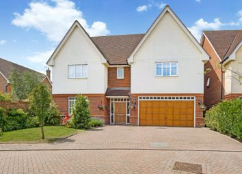 Thumbnail 5 bed detached house for sale in Brook Farm Close, Bishop's Stortford, Hertfordshire