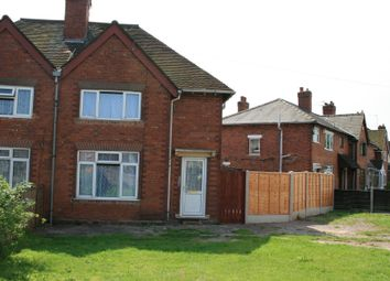 Thumbnail 3 bed property to rent in Valley Road, Blakenall, Walsall
