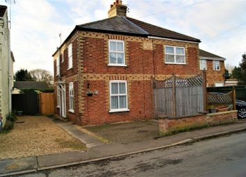 Thumbnail 3 bed semi-detached house for sale in The Tenters, Holbeach, Spalding