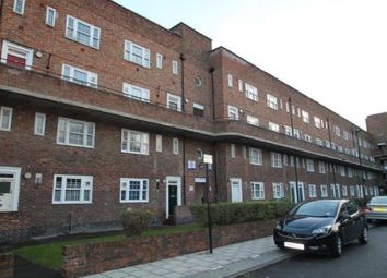 Thumbnail 3 bed flat for sale in Brady House, Worsopp Drive, London