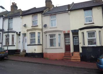 Thumbnail 2 bed property for sale in Castle Road, Chatham, Kent