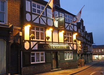 Thumbnail Pub/bar for sale in Shropshire TF9, Shropshire