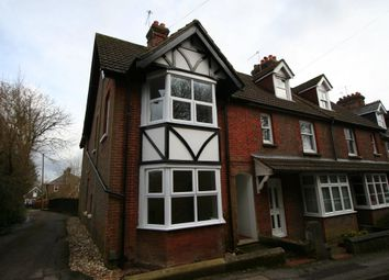 Thumbnail 3 bed end terrace house to rent in Tilmore Road, Petersfield
