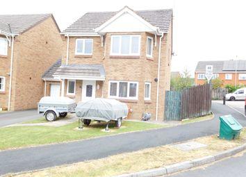 Thumbnail 3 bed link-detached house for sale in Tremont Park, Llandrindod Wells