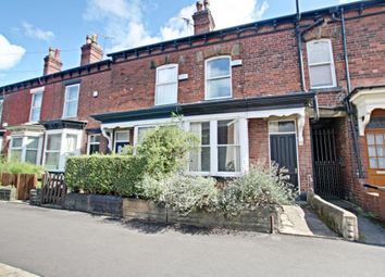 Thumbnail 4 bed terraced house to rent in Empire Road, Sheffield
