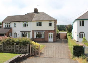 Thumbnail 3 bed detached house for sale in Little Shaw Lane, Markfield
