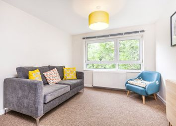 Thumbnail 4 bed flat to rent in East Hill, London